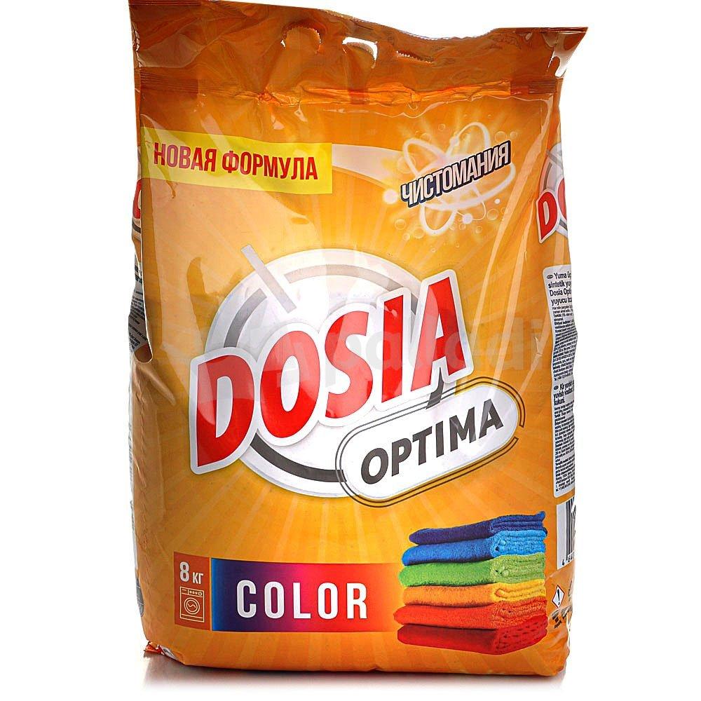 Стиральный порошок DOSIA color 8 кг