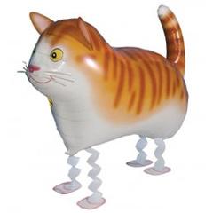 """Ходячий шар """"Рыжий кот"""""""