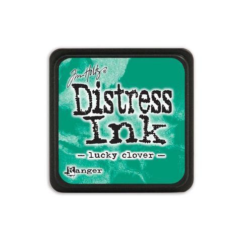 Подушечка Distress Ink Ranger - lucky clover