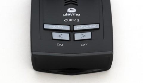 Playme QUICK 2 Радар-детектор