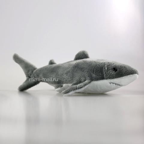 Мягкая игрушка Акула 24 см (Leosco)