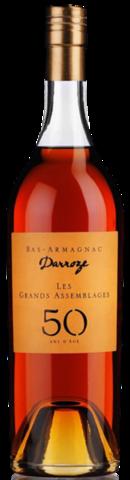 Francis Darroze Les Grands Assemblages 50 ans d'age декантер