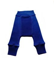 Шерстяные штанишки  Babyidea. Синий
