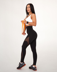 Лосины женские Lion gym Black Drop