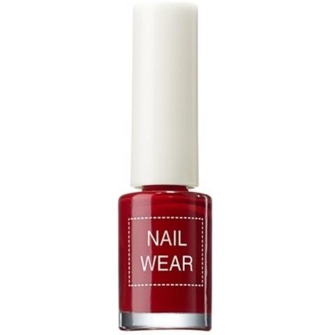 Лак для ногтей 06 fashionking red 7 мл