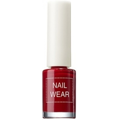 Лак для ногтей The Saem Nail Wear 06 fashionking red 7 мл