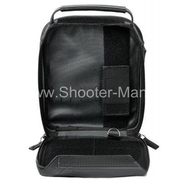Сумка-кобура для пистолета № 2 комбинированная фото