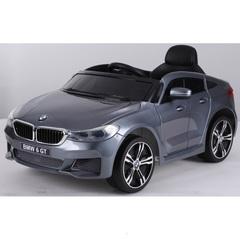 Детский электромобиль Joy Automatic BMW 6 GT Grey