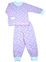 Купить пижаму для девочки Мелонс