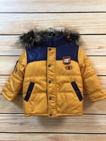 КТ68 Куртка зимняя для мальчика