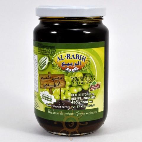Пекмез виноградный Al-Rabih, 450г