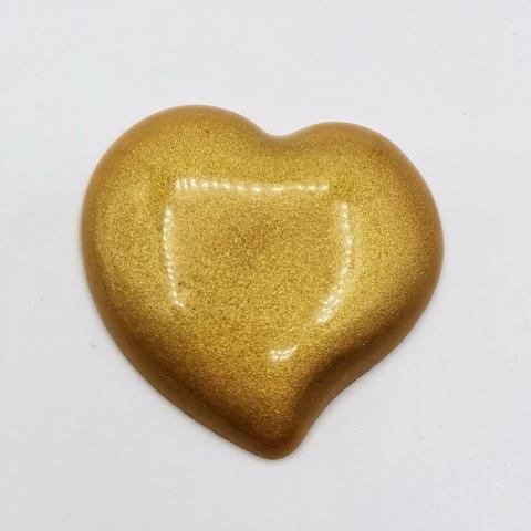 №44 Пигмент металлик, Золото искристое, Metallic Pigment, 25мл. ProArt