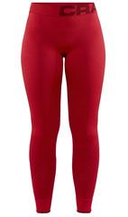 Термобелье Леггинсы Craft Warm Intensity Red женские