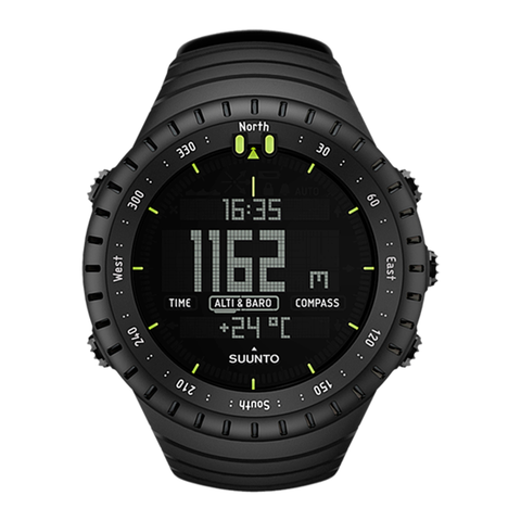 Купить Наручные часы Suunto Core All Black SS014279010 по доступной цене