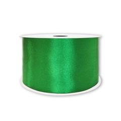 Лента атласная Зеленый, 12 мм * 22,85 м