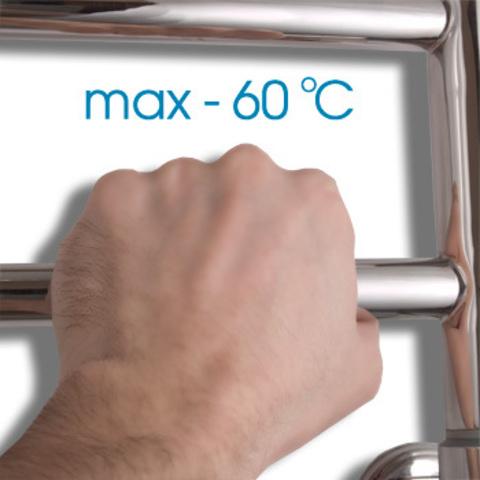 Полотенцесушитель электрический Energy BRAVO 800x500