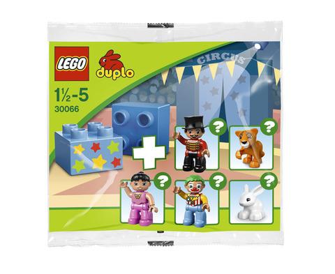 LEGO Duplo: Цирк 30066 — Circus — Лего Дупло