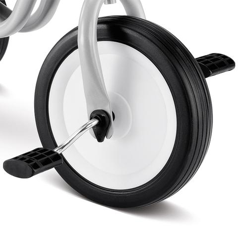Трехколесный велосипед Puky Fitsch 2514 silver серебристый, 1,5+