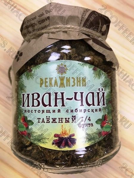 Иван-чай «Таёжный» Река Жизни