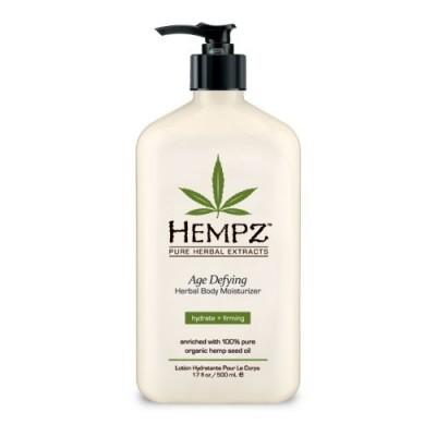 Hempz - Уход для тела: Молочко для тела антивозрастное увлажняющее (Age Defying Moisturizer), 500мл