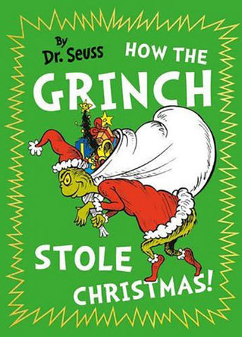 9780008183493 - How the Grinch Stole Christmas! Pocket Edition