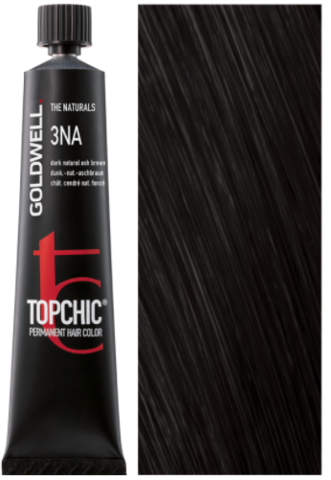 Goldwell Topchic 3NA натурально-пепельный TC 60ml