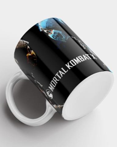 Кружка Mortal Kombat X