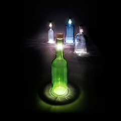 Светильник-пробка для бутылки Bottle Light, фото 3