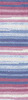 0,1 / Пряжа Alize DIVA MISSISIPI 3725 (Белый, голубой, розовый)