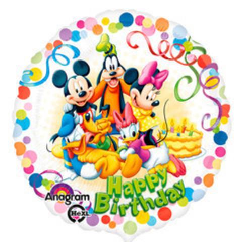 А 18 Микки и друзья СДР / Mickey & Friends Party S60