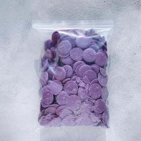 Глазурь кондитерская со вкусом Голубики 1 кг