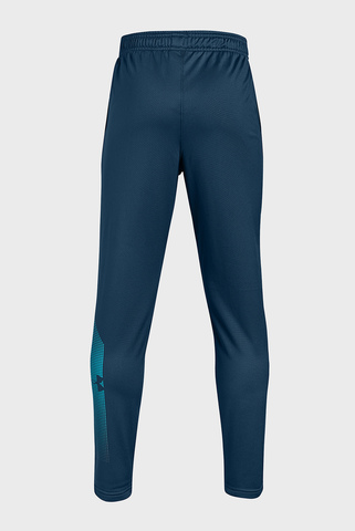 Детские синие спортивные брюки BRAWLER TAPERED PANT Under Armour