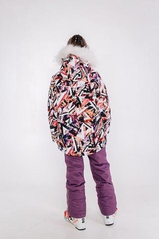 Зимний комплект Батик для девочки