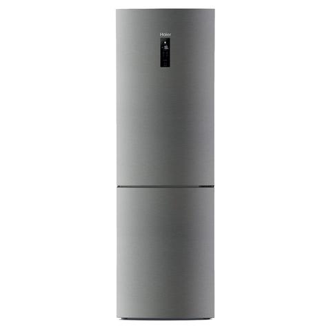 Холодильник HAIER C2F636CFRG (1.9 m,серебр.)