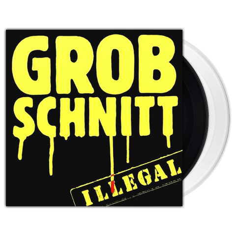 Grobschnitt ‎/ Illegal (Coloured Vinyl)(2LP)