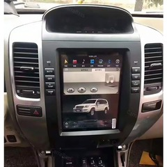 Магнитола Lexus GX470 (2002-2009) стиль Tesla  Android 9.0 4/64GB IPS DSP модель ZF-1116-H-DSP
