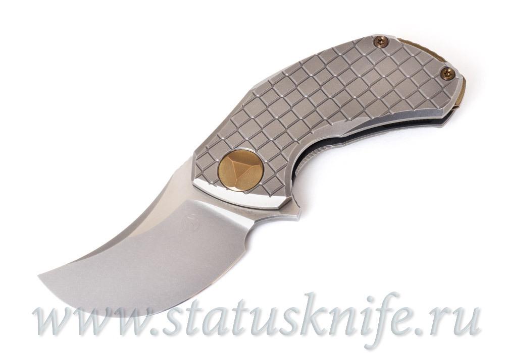 Нож Синькевич Vifaru #2 Full Custom