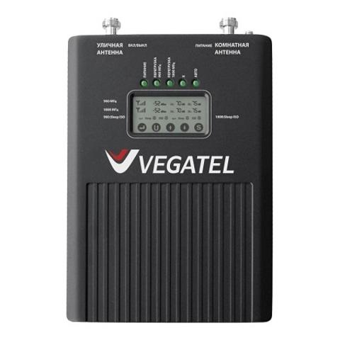 Репитер 900/1800 (2G/3G/4G) VEGATEL VT3-900E/1800 (LED)