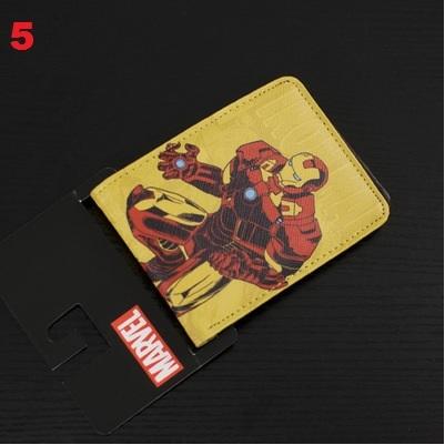DC Comics Marvel Wallet Set 6