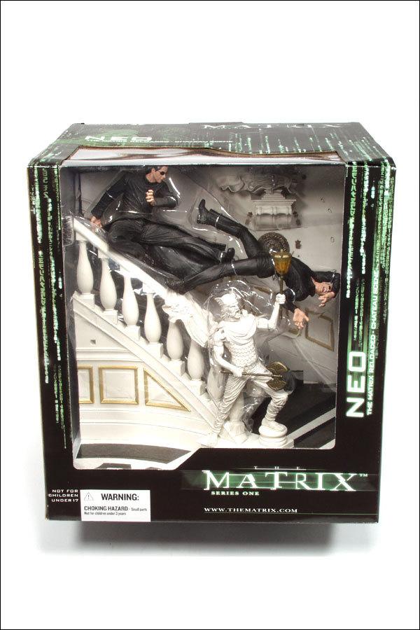 Matrix Series 1 — Neo in Chateau
