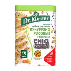 Dr. Korner, Хлебцы хрустящие