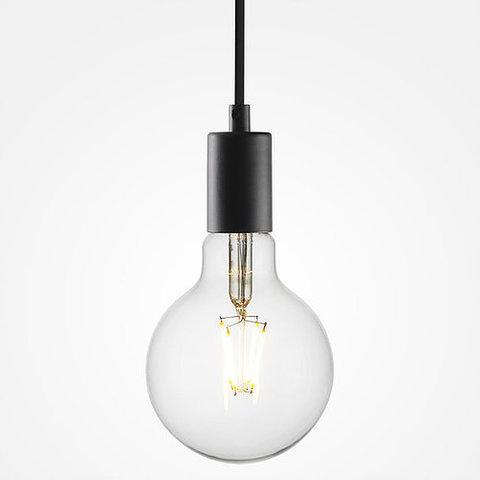 Подвесной светильник Loft VS-20 (Черный)