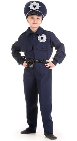 Костюм Полицейский 1