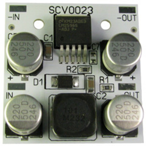 EK-SCV0023-12V-3A - Импульсный стабилизатор напряжения 12 V, 3 А