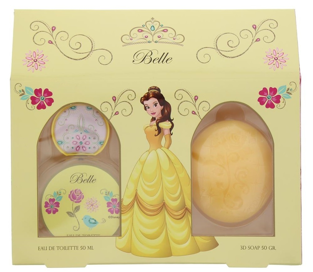 Disney Princess Belle Gift Set