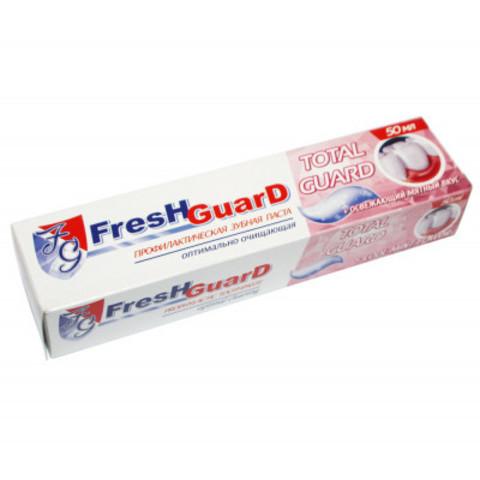 Зубная паста Fresh Guard Total Guard, 50 мл.