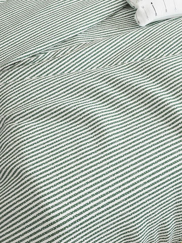 Простынь на резинке  -Green- натяжная 90х200х26 см 1,5-спальная