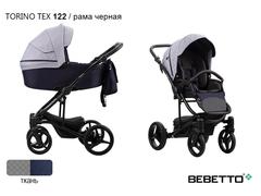 Коляска 3 в 1 Bebetto Torino Tex. 122
