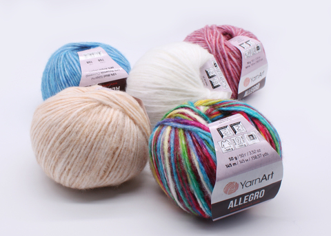 Allegro (Yarn Art)