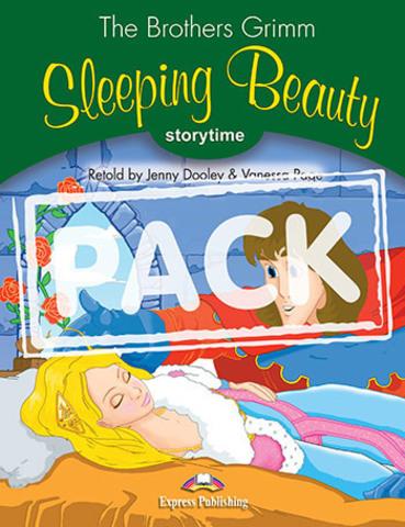 Sleeping Beauty. Stage 3 (3-4 классы) - Pupil's book with cross-platform application. Книга для чтения с электронным приложением